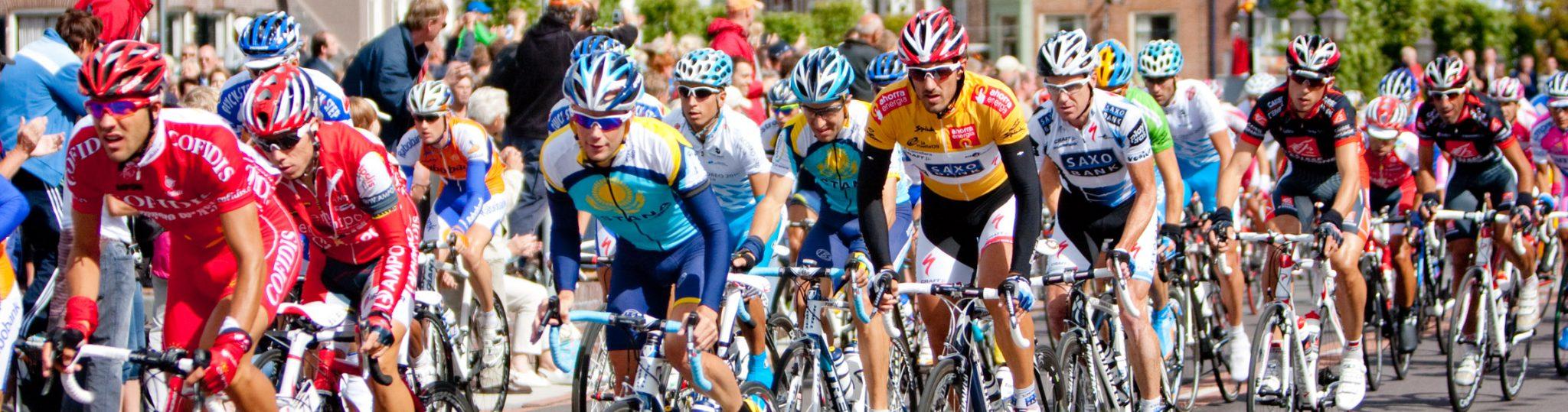 Vuelta Sport Wielrennen Jenne Klasens