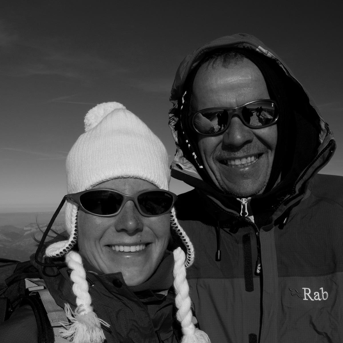 Top Mont Blanc Alpen Jenne Klasens