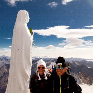 Grand Paradiso Chamonix Alpen Jenne Klasens