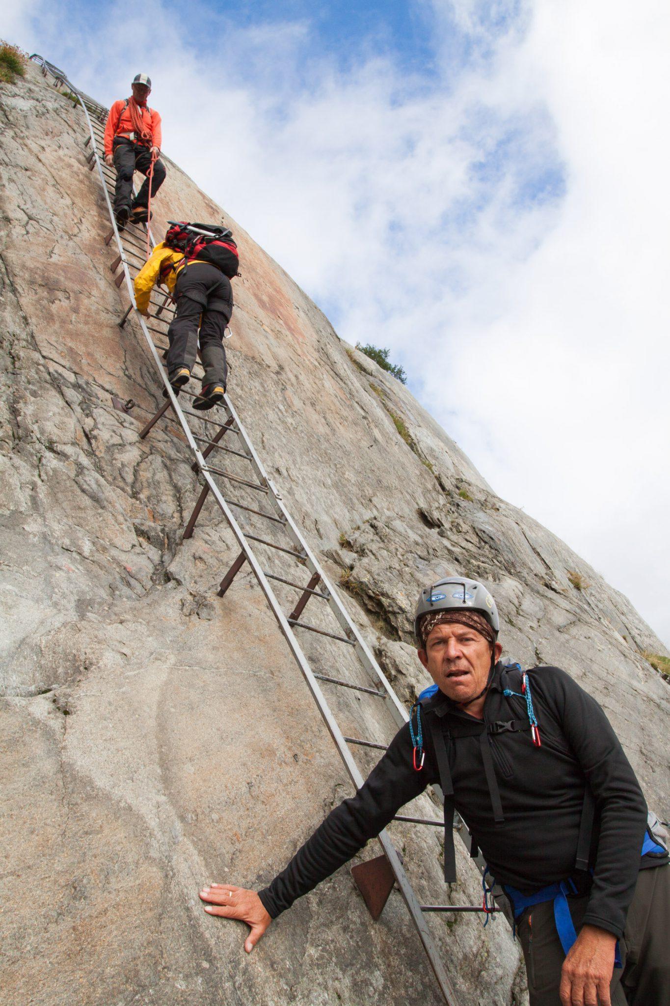 Gletsjers Chamonix Alpen Jenne Klasens