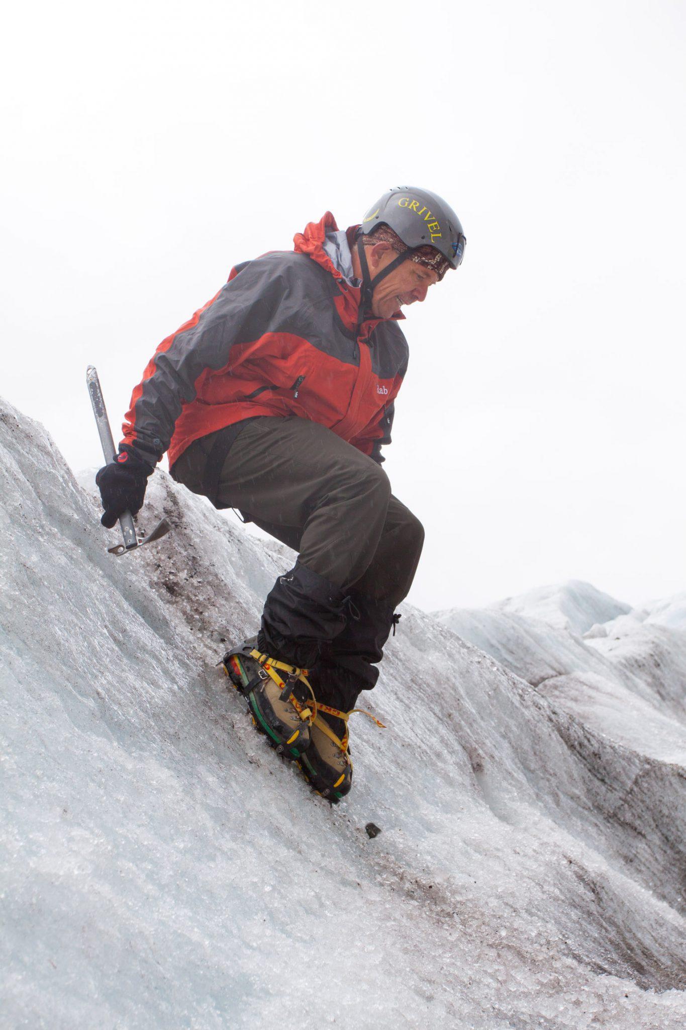 Mer de Glace Chamonix Alpen Mont Blanc Jenne Klasens