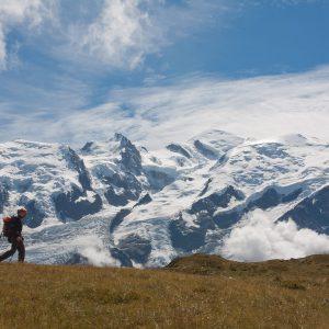 Foto Top Mont Blanc Chamonix Alpen