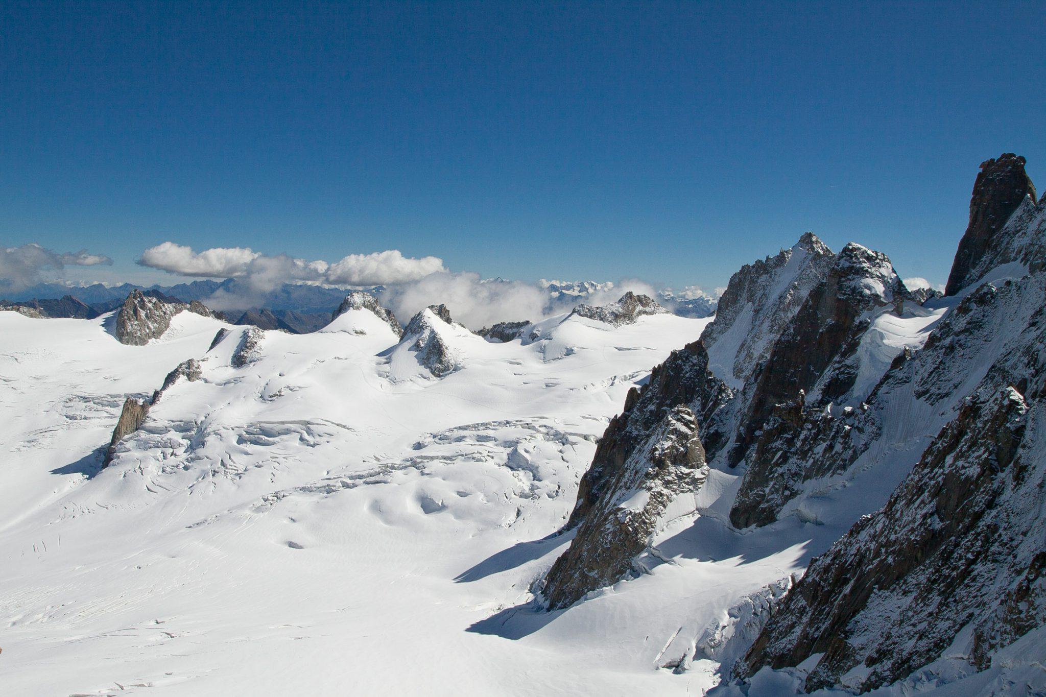 Mont Blanc Alpen Chamonix  Jenne Klasens