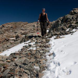 Mont Blanc Alpen Col de la Terasse Jenne Klasens Alpen Chamonix