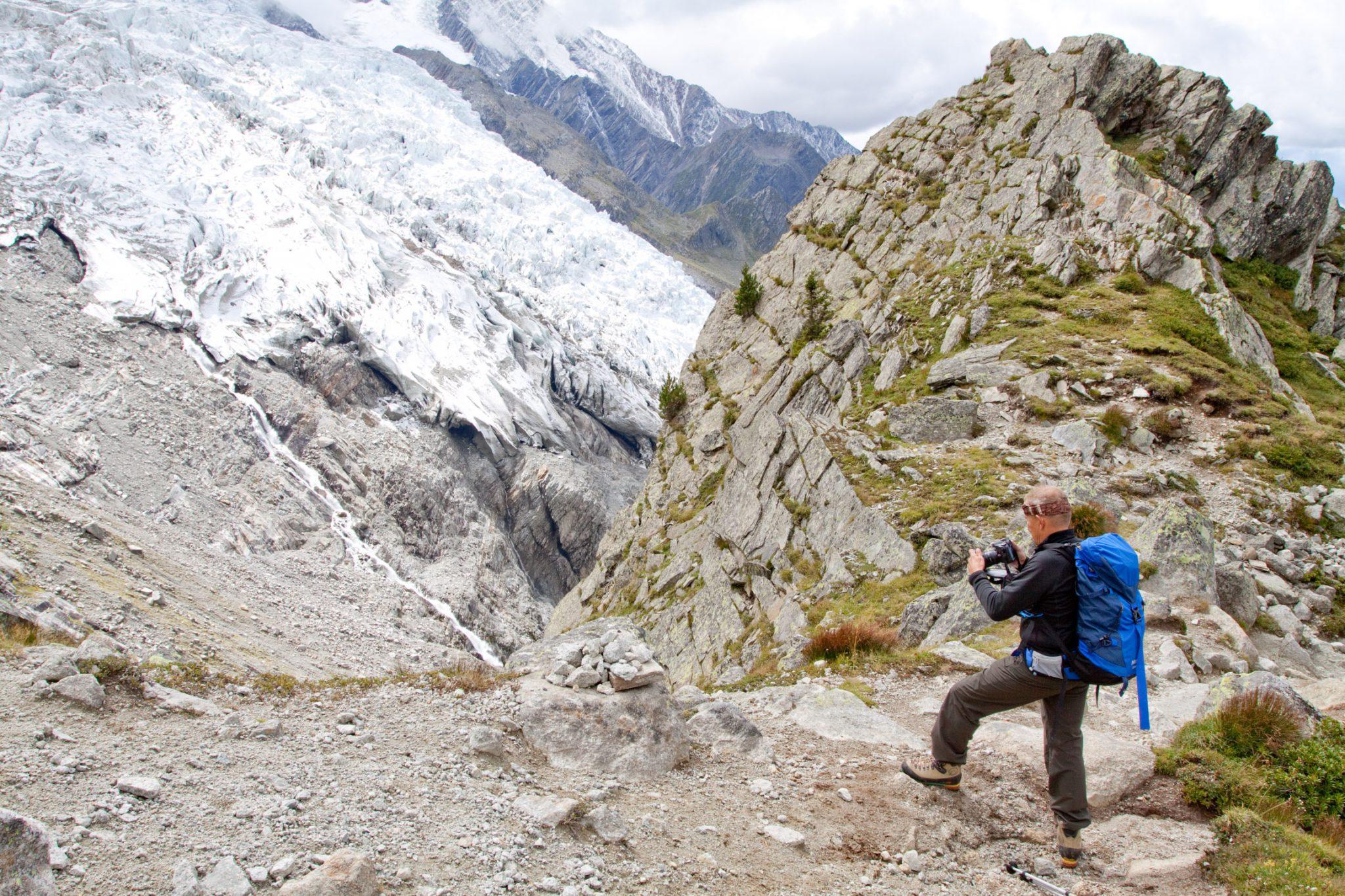 Mont Blanc Alpen Chamonix